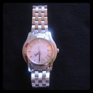 Gucci authentic stainless steel watch